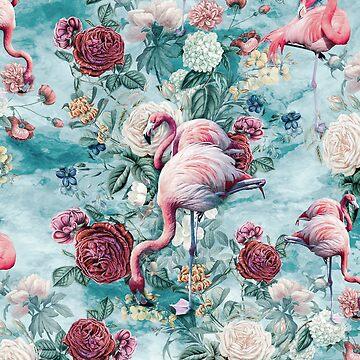 Flamingos II by rizapeker