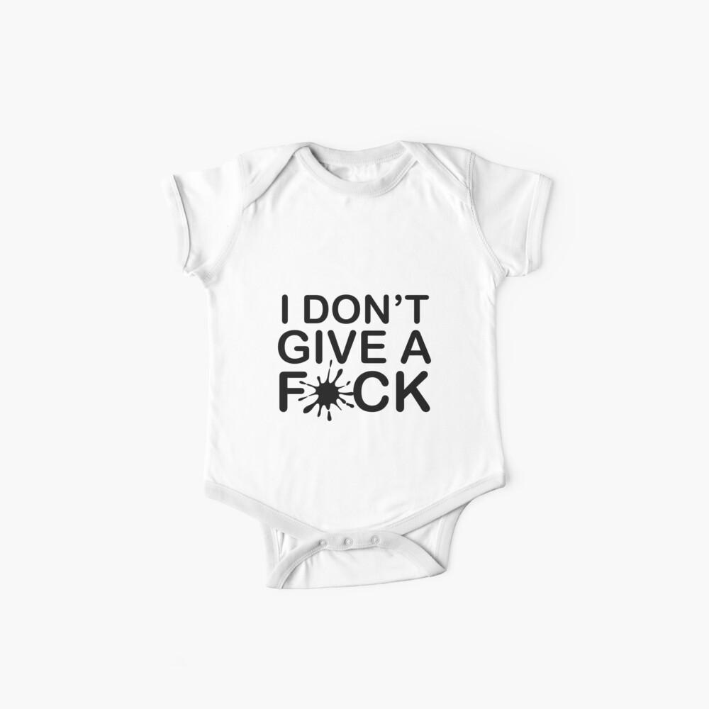 Ich mache keinen Fick Baby Body