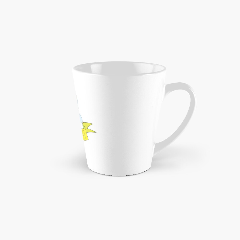 good morning with a cup of coffee Mug