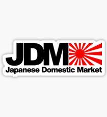 Pegatina Mercado interno japonés JDM (2)