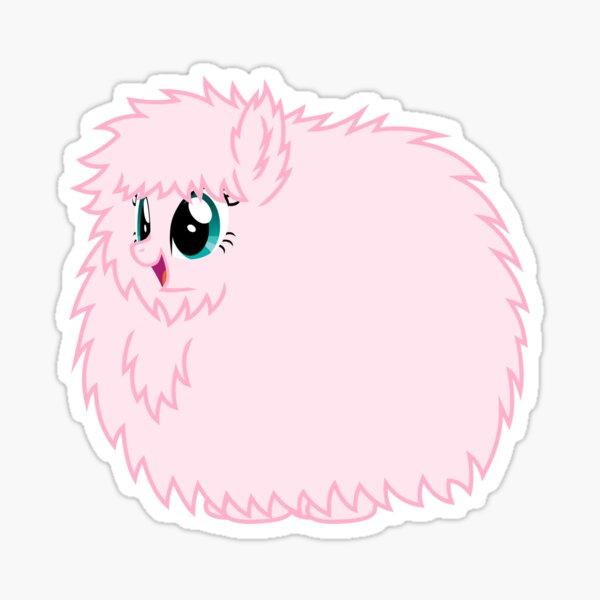 Fluffle Puff No Text Sticker