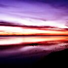 Coorong Sunset by RoughDiamond