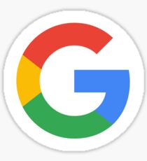 Google G Sticker