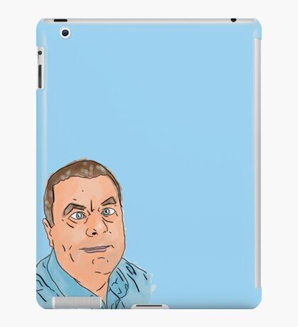 Dave Clough Illustration iPad Case/Skin