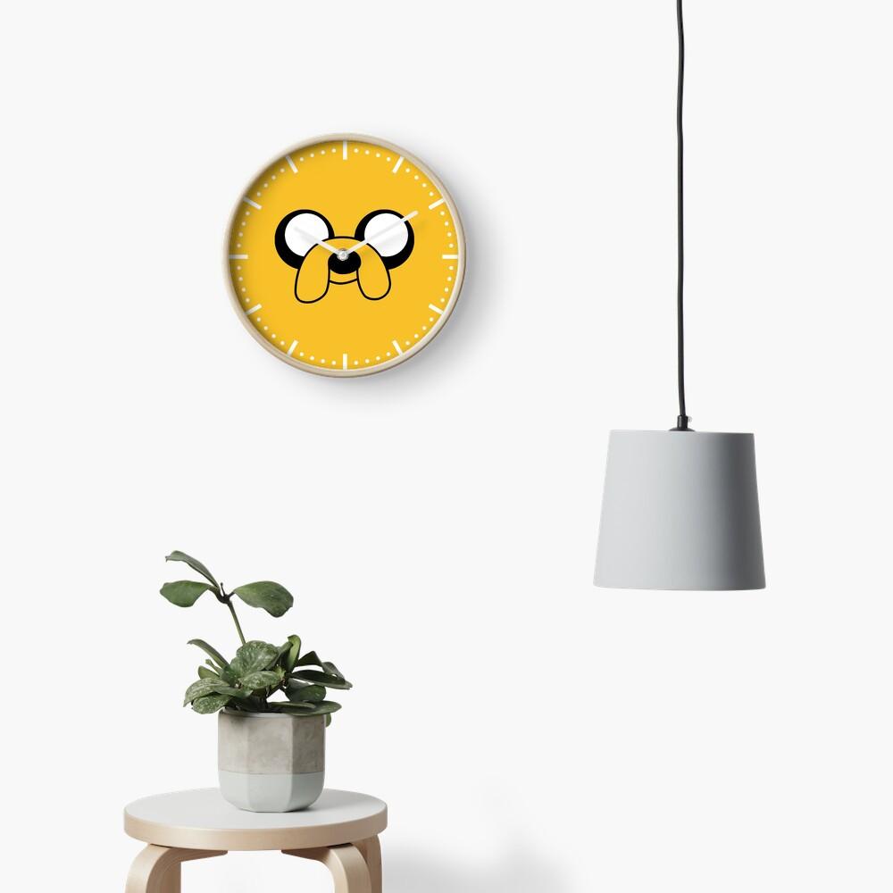 Jake Clock Clock