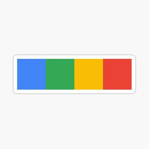 Color Palette Sticker