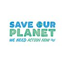 Save Our Planet by BethsdaleArt