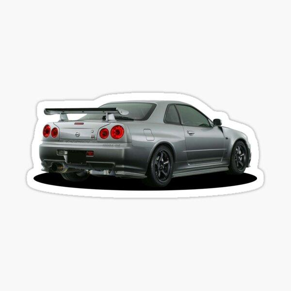 JDM Godzilla Sticker