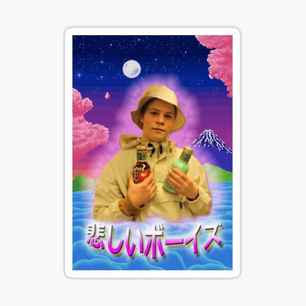 YUNG LEAN Sticker