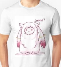 Kyubey the Alpaca Unisex T-Shirt
