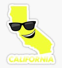 Golden State  Glossy Sticker