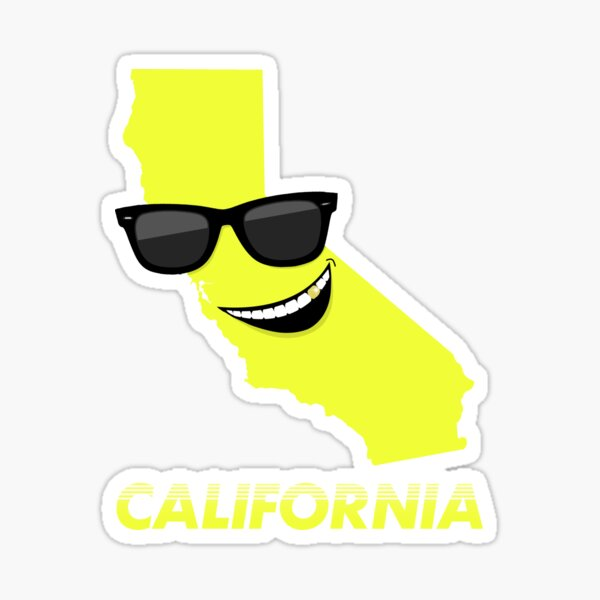 Golden State  Sticker