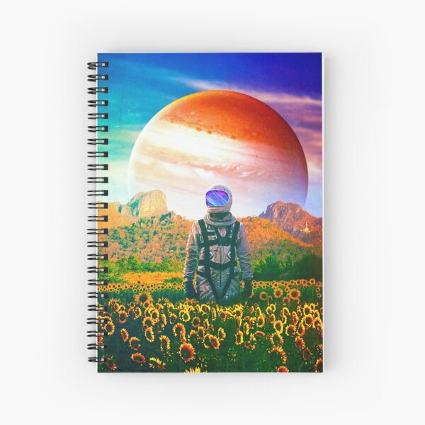 The Perpetually Lost Spiral Notebook