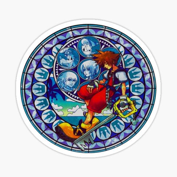 Kingdom Hearts - Station d'Eveil de Sora Sticker