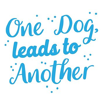 One dog leads to another (funny doggy pun) by jazzydevil