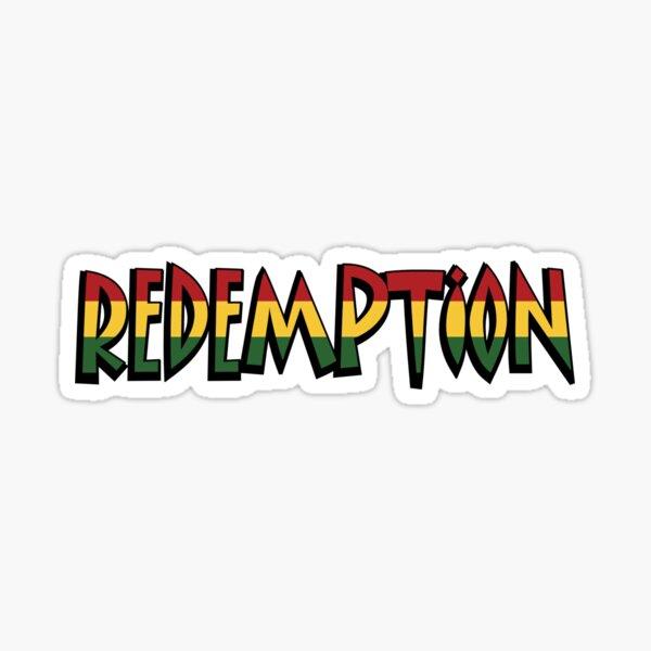 Reggae-Erlösung Sticker