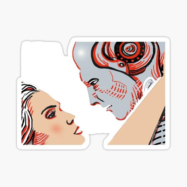 Robonoia Sticker