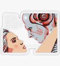 Robonoia Transparent Sticker