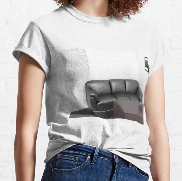 Sofá de fundición Camiseta clásica