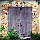 Olde Church Doors by Loewin
