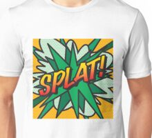 Comic Book SPLAT! Unisex T-Shirt