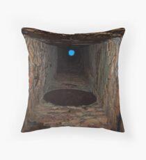 Chimney insides Throw Pillow