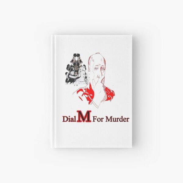 Dial M for Murder Hardcover Journal
