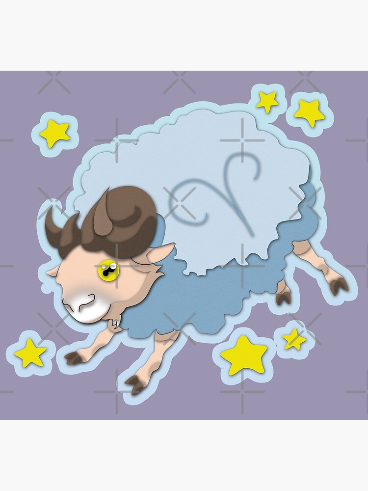 Aries Zodiac Sign by August
