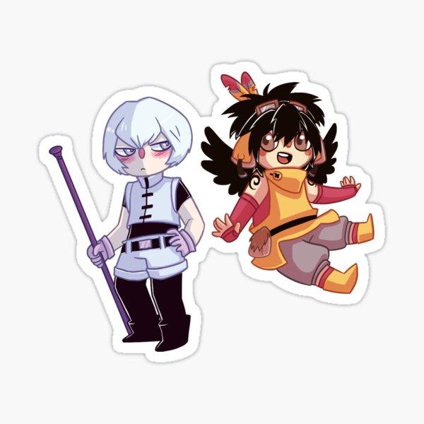 Husky Cooro +Anima Sticker