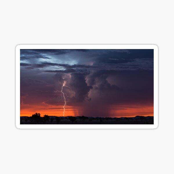 Atmospherics 2 - Pilbara, Western Australia Sticker