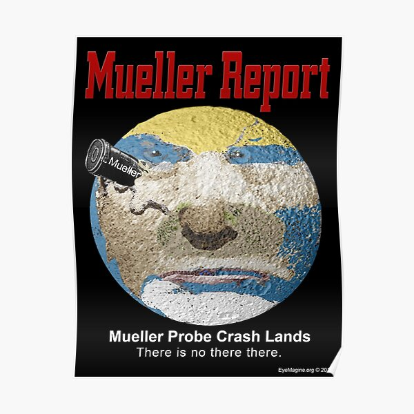 The Mueller Report Poster