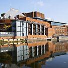 Royal Shakespeare theatre by Steve plowman