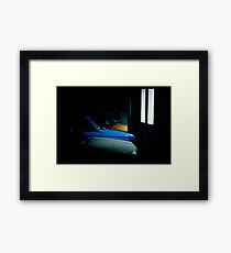 Parking 04 Framed Print
