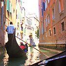 gondola ride  by xxnatbxx