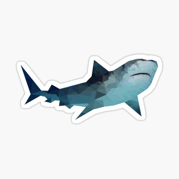 Requin Sticker