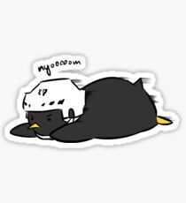Pinguine Hockey Sticker