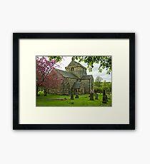 Crichton Collegiate Church Framed Print