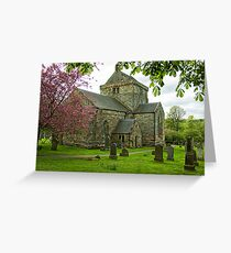 Crichton Collegiate Church Greeting Card