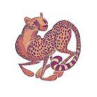 Cheetah by TastesLikeAnya