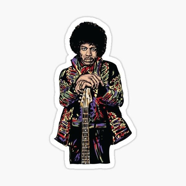 Jimi 3 Sticker