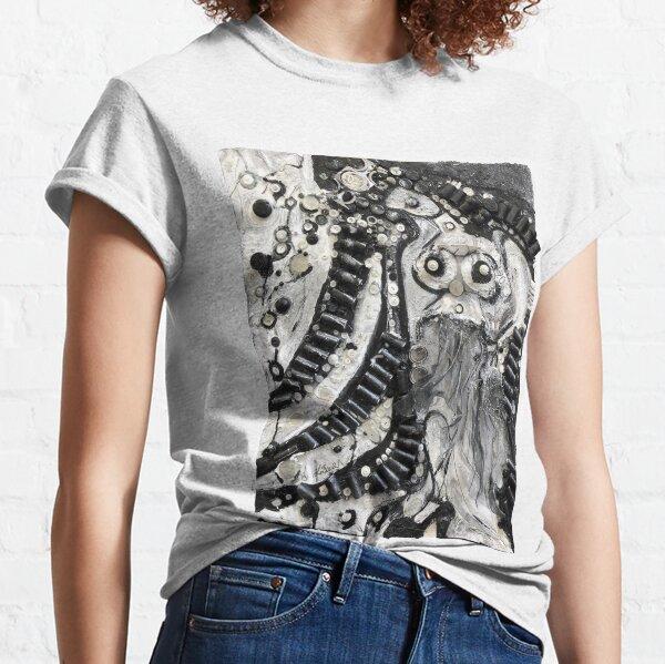 """Laughing Medusa"" Classic T-Shirt"