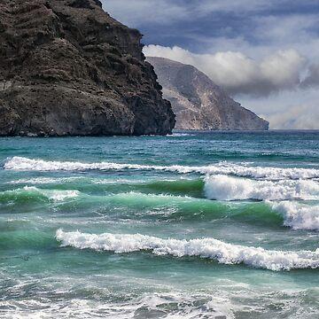 Beach by fourretout