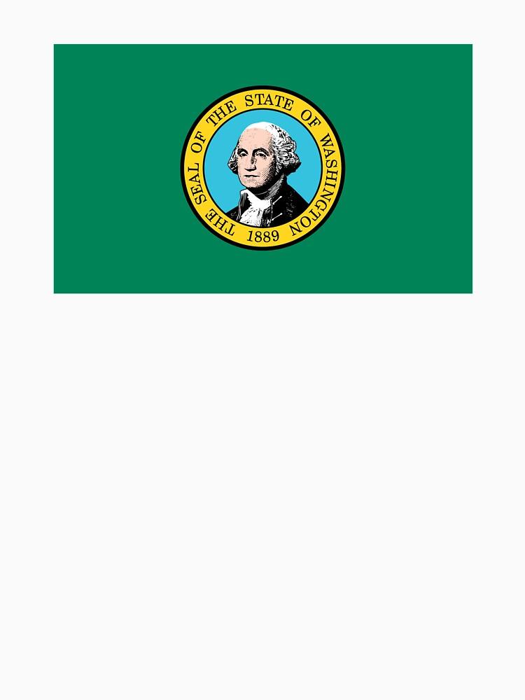 Washington by CreativeTs