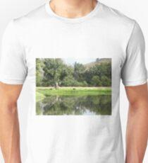 Rural Scene, Southern NSW,  Australia. T-Shirt