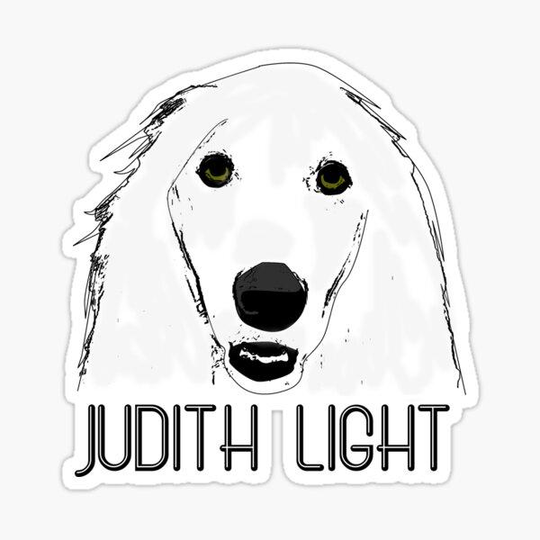 Judith Light Sticker