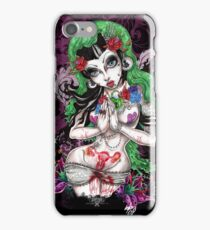 woman iPhone Case/Skin