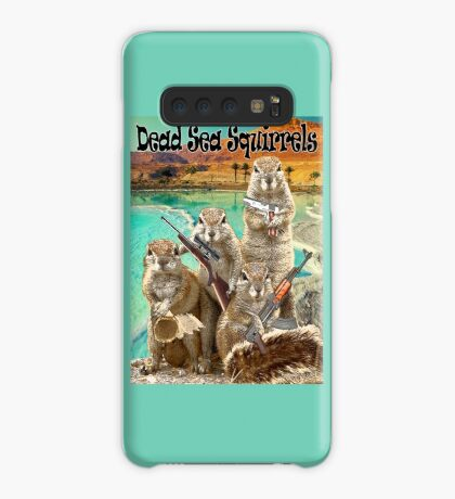 Dead Sea Squirrels Case/Skin for Samsung Galaxy