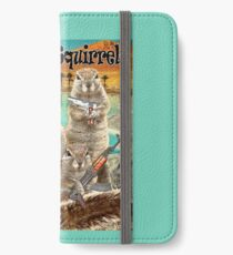 Dead Sea Squirrels iPhone Wallet/Case/Skin