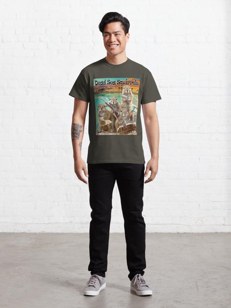 Alternate view of Dead Sea Squirrels Classic T-Shirt