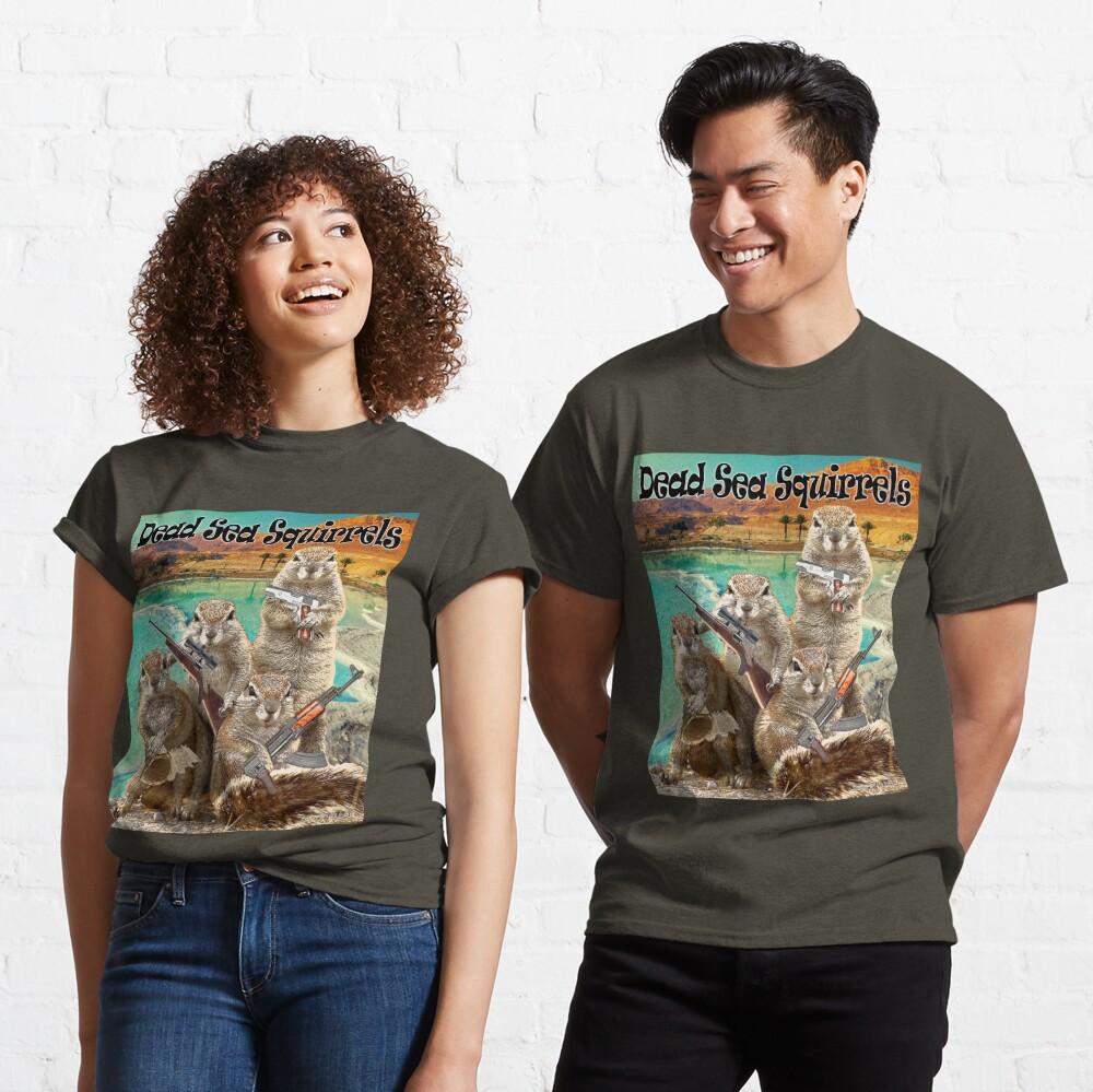 Dead Sea Squirrels Classic T-Shirt
